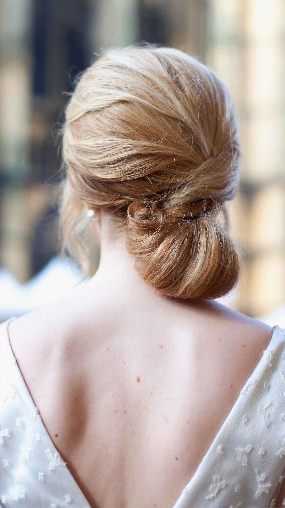 detail coiffure hair cut bride mariee photographe mariage - Coiffeur Mariage Metz