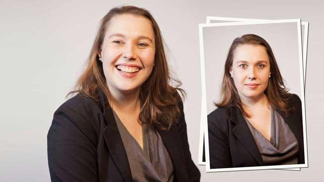 Portrait Corporate pour c.v.