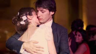 Dernière danse pour nos mariés