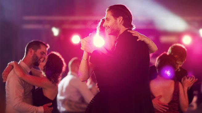 Danse – photo de mariage soirée
