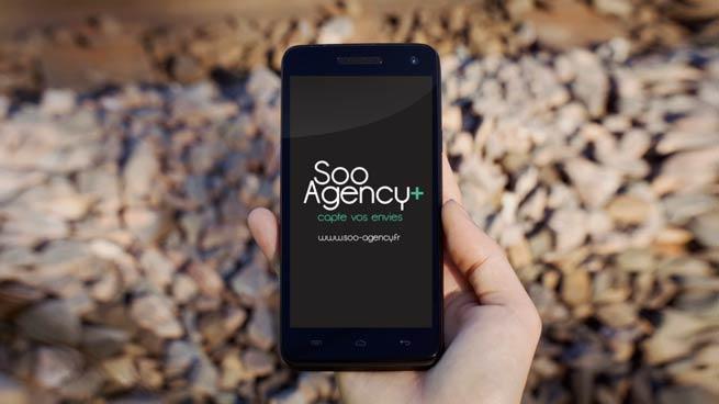 Photographie produit – Smartphone Wiko – app Soo Agency