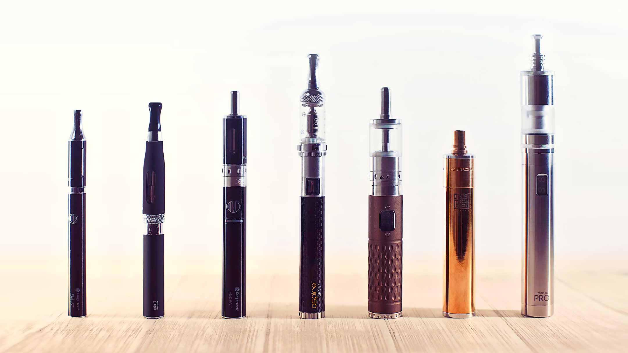 photographe produits packshot cigarette electronique electronic cigaret vapoter go t aspire facil e-cig gentle studio gamme catalogue hd