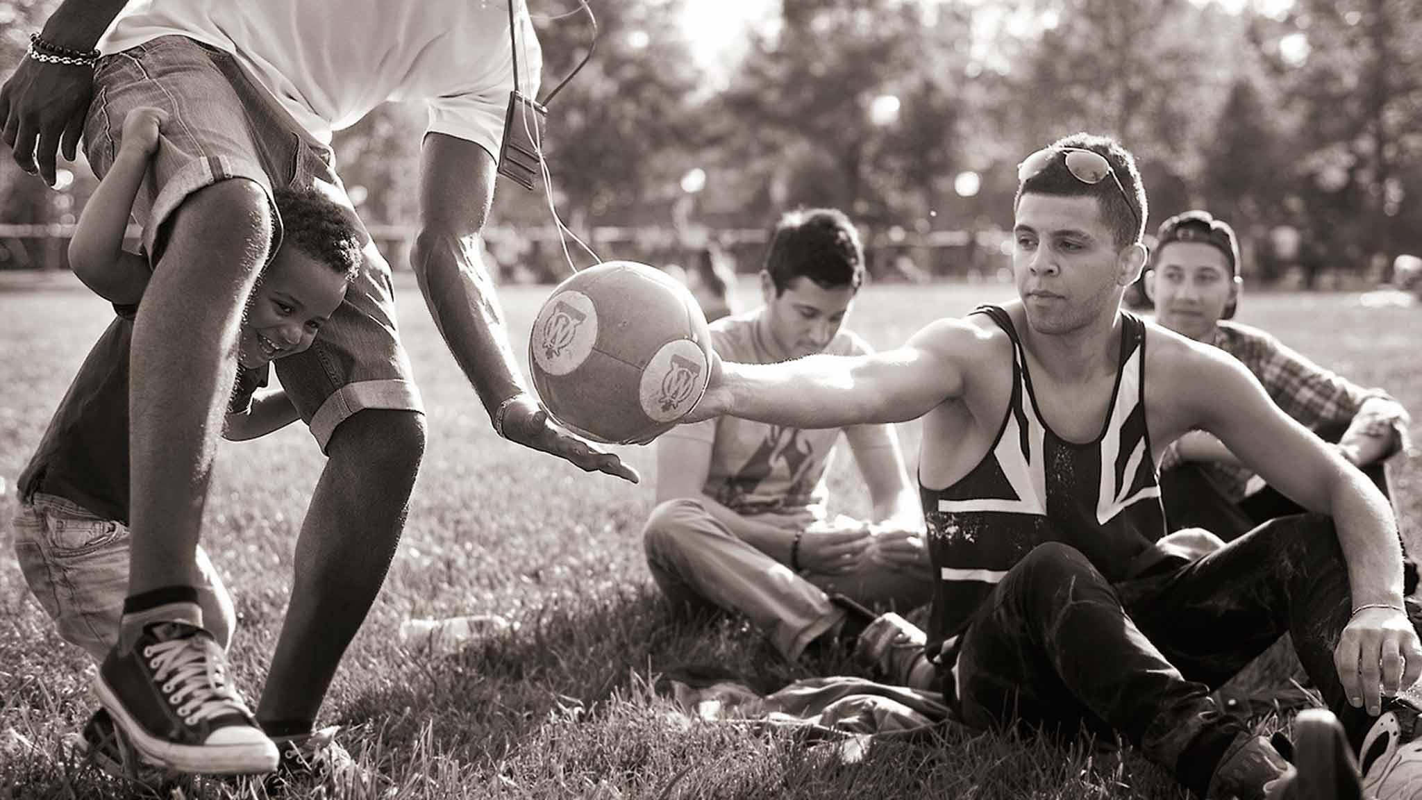 Reportage Lifestyle – au Parc