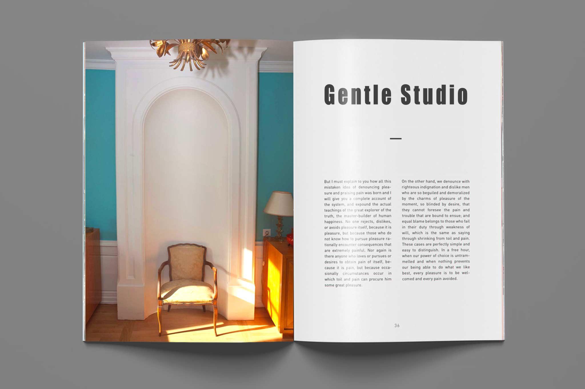 magazine mockup deco architecture interieur gentlestudio photographer photographe immobilier reportage